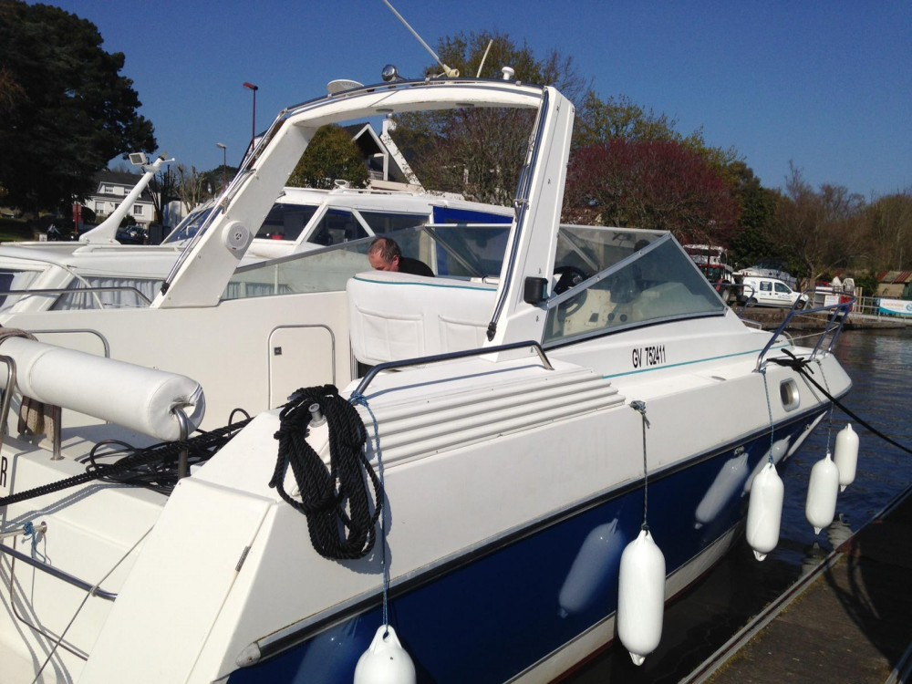 Verhuur Motorboot in Sucé-sur-Erdre - Bénéteau Flyer 8