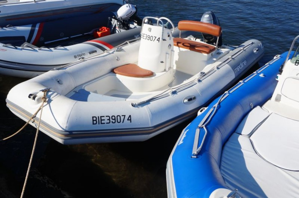 Bootverhuur Zodiac Sundream in Saint-Florent via SamBoat