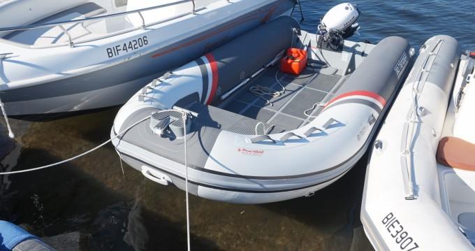 Huur Rubberboot met of zonder schipper 3D Tender in Saint-Florent