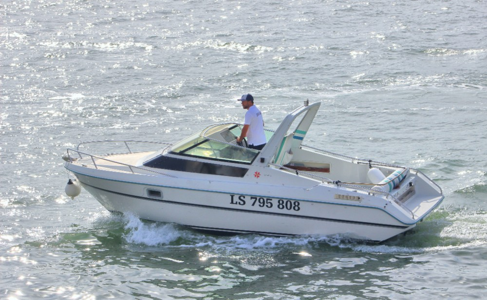 Jachthuur in Lisbon - Jeanneau Leader 650 via SamBoat