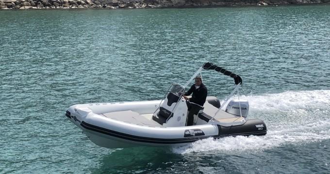 Huur Rubberboot met of zonder schipper Altamarea in Bandol