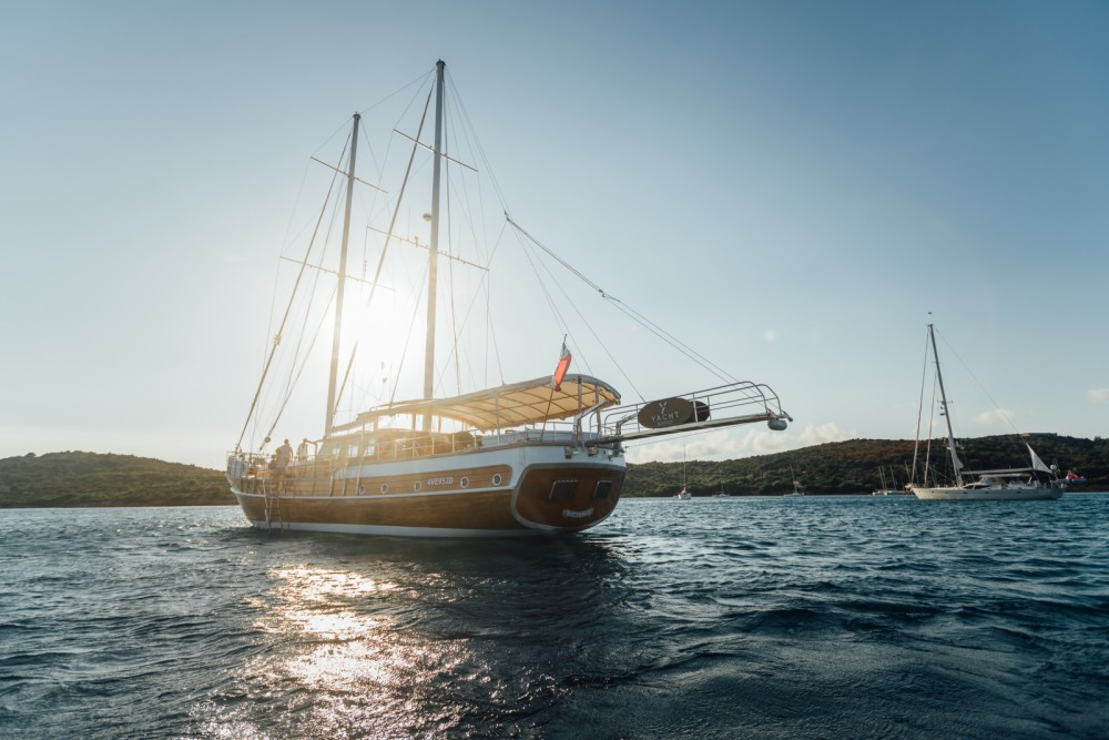 Bootverhuur Gulet Gulet Victoria M/S in Sardinië via SamBoat