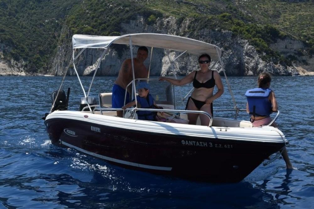 Jachthuur in Zakynthos - Poseidon Poseidon 5 M via SamBoat