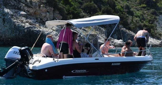 Jachthuur in Zakynthos (Island) - Poseidon ranieri Soverato 5.40 via SamBoat