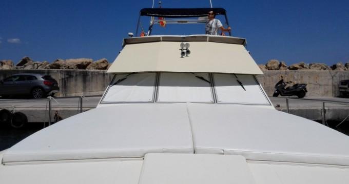 Verhuur Motorboot Guy Couach met vaarbewijs