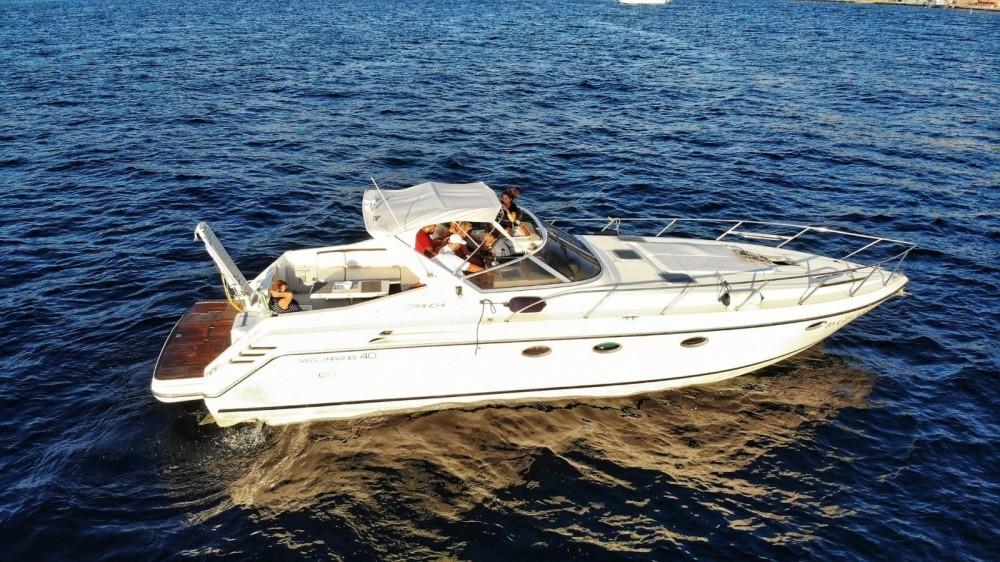 Bootverhuur Sorrento goedkoop Mediterranee 40
