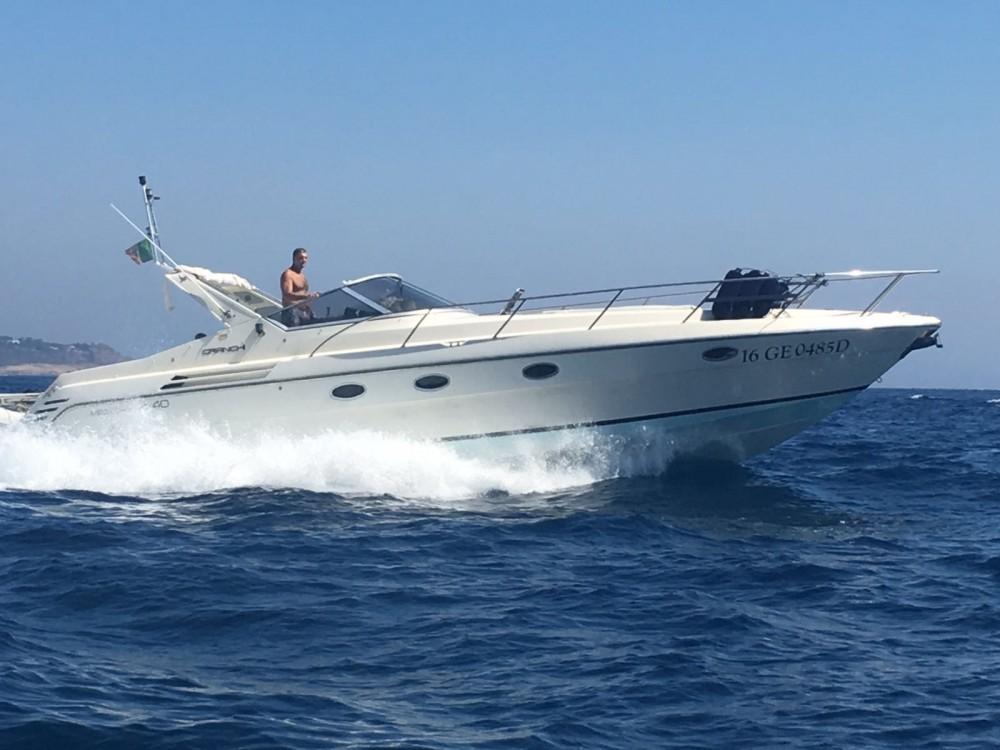 Jachthuur in Sorrento - Cranchi Mediterranee 40 via SamBoat