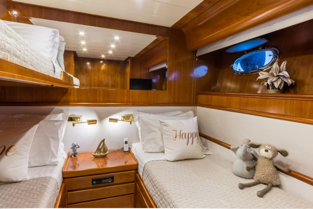 Verhuur Jacht in Athene - Posillipo Rizzardi