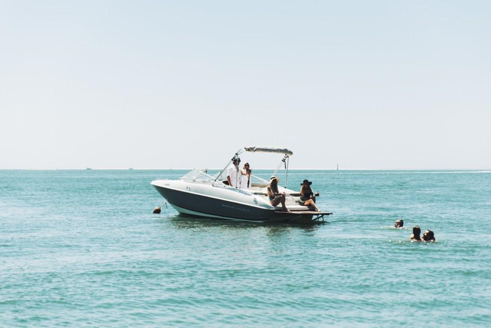 Bootverhuur  goedkoop Capri 2350