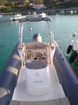 Bootverhuur L'Île-Rousse goedkoop Tempest 650 luxe