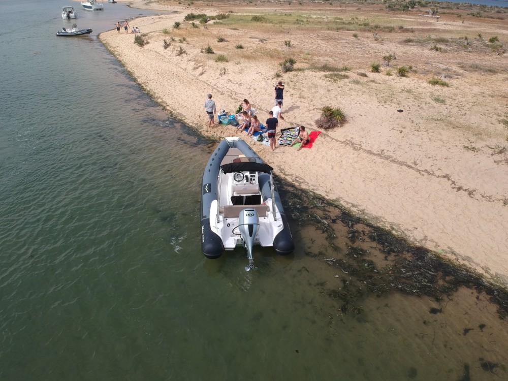 Jachthuur in Lège-Cap-Ferret - Marsea Marsea CM 120 via SamBoat