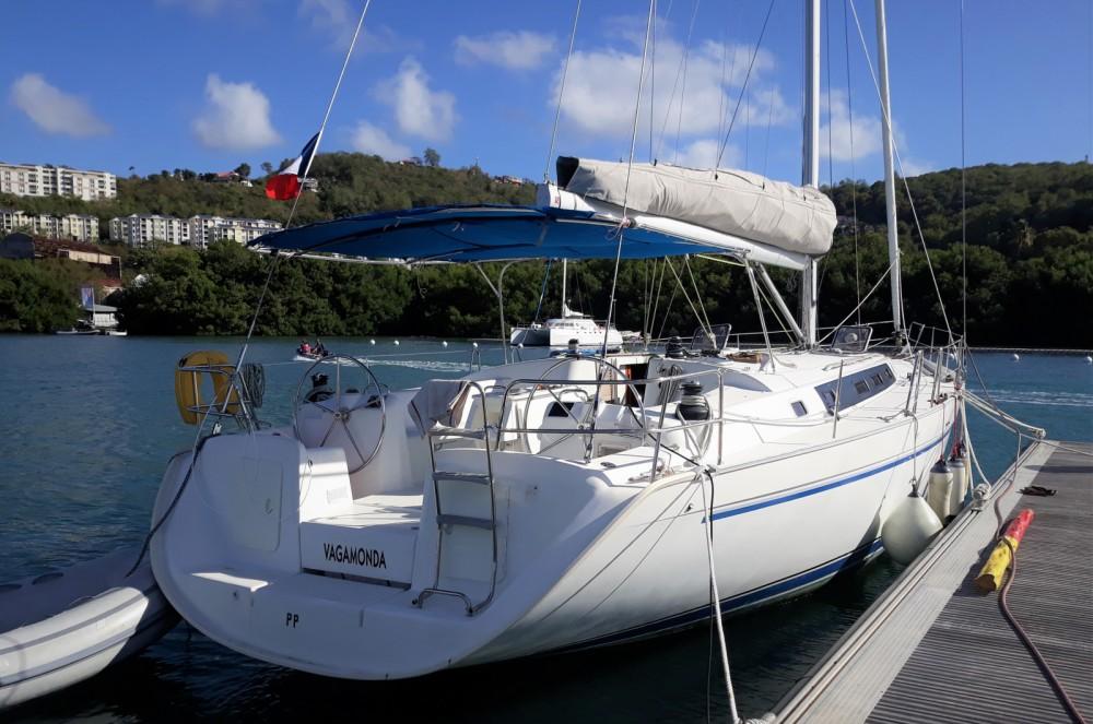 Huur Zeilboot met of zonder schipper Bénéteau in Le Marin
