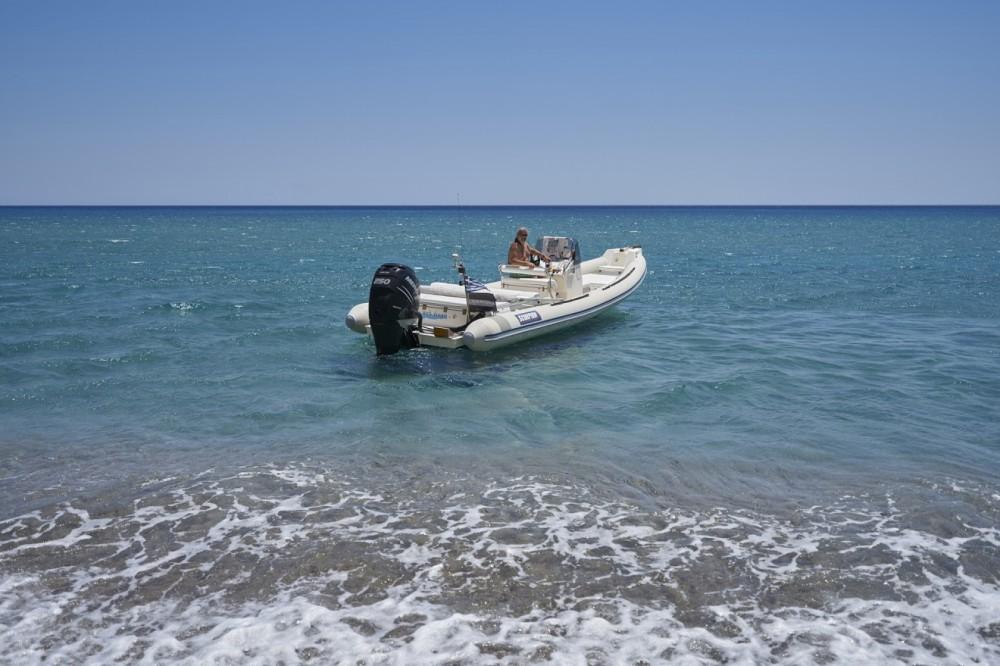 Rubberboot te huur in Egeïsche Eilanden voor de beste prijs