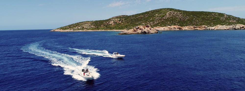 Rubberboot te huur in South Aegean voor de beste prijs