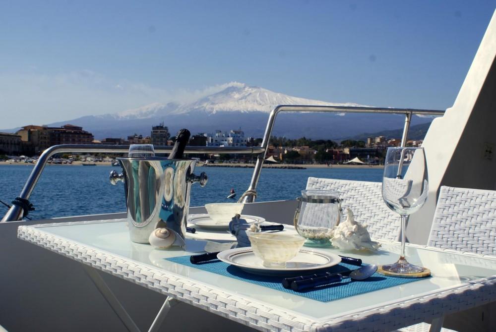 Bootverhuur Taormina goedkoop vz50 fly