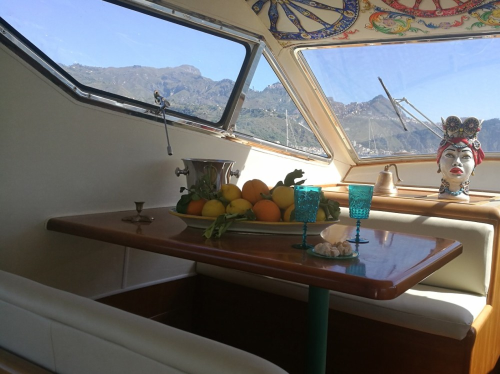 Verhuur Motorboot in Taormina - vz vz50 fly