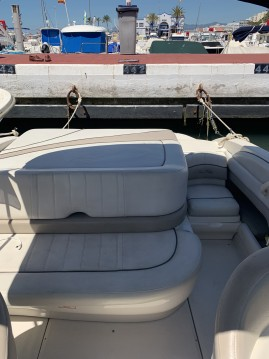 Huur Motorboot met of zonder schipper Sea Ray in Puerto Deportivo de Marbella