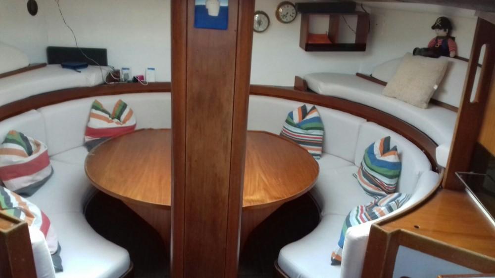 Verhuur Zeilboot Teknocantieri  met vaarbewijs