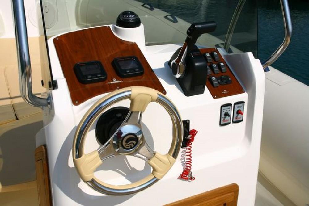 Verhuur Rubberboot in Trogir - Capelli Tempest 770 Sun