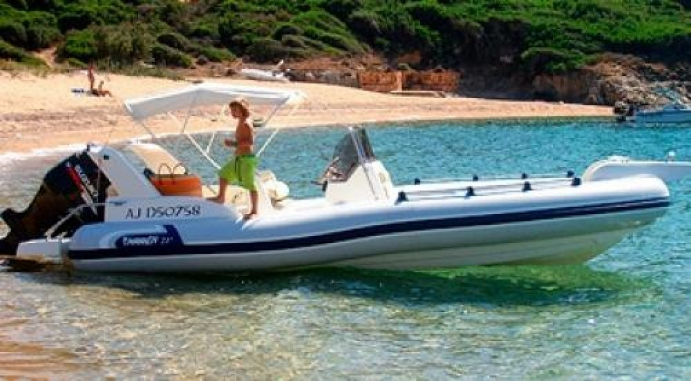 Bootverhuur Marlin Boat Marlin Boat 21 in Appietto via SamBoat