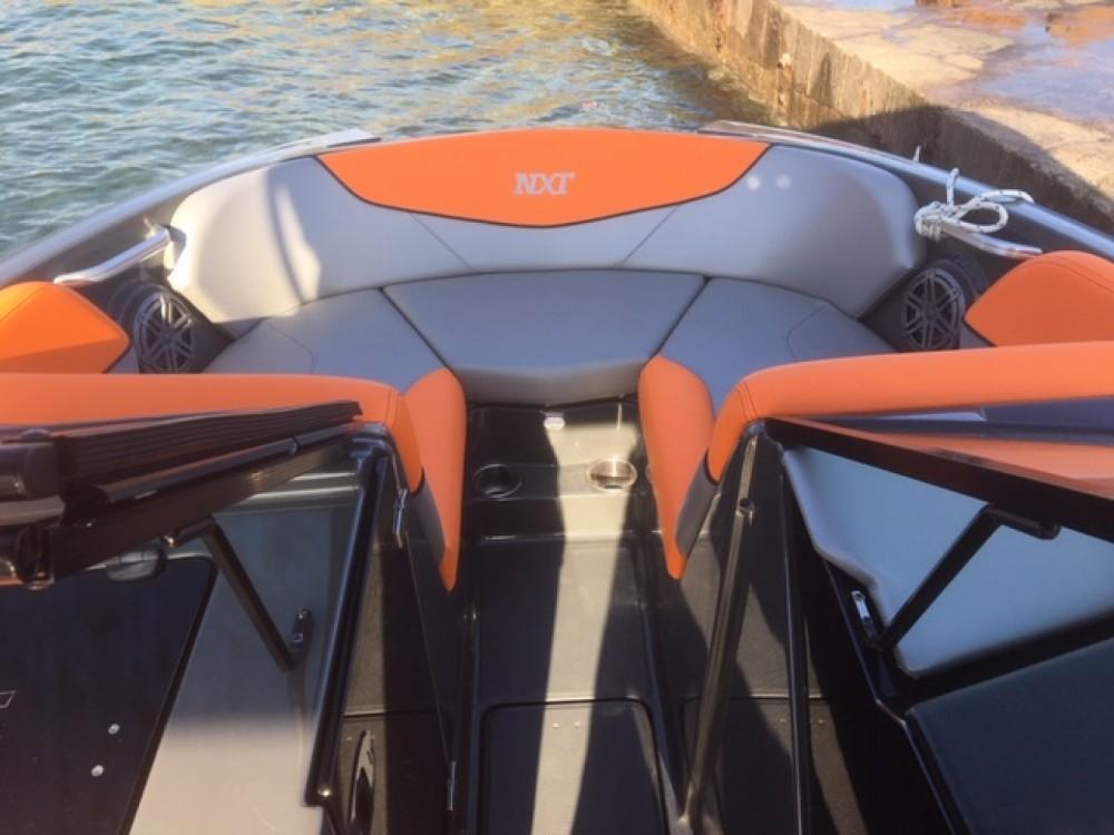 Verhuur Motorboot in Saint-Raphaël - Mastercraft NXT 20