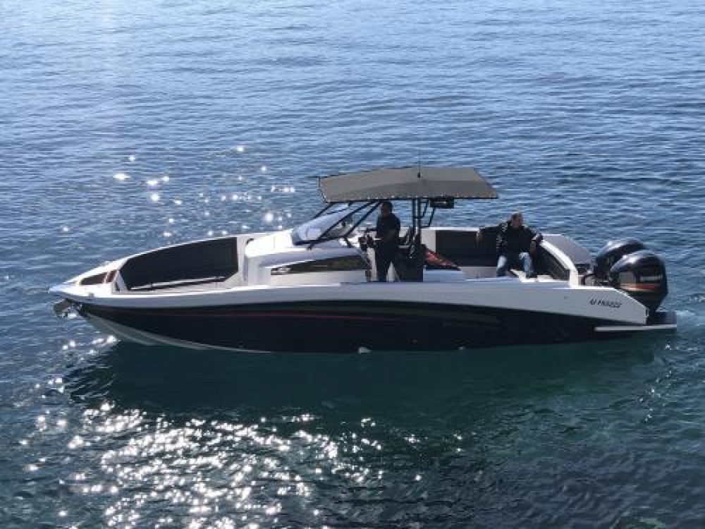 Jachthuur in Appietto - Pacific Craft Pacific Craft 30 RX via SamBoat