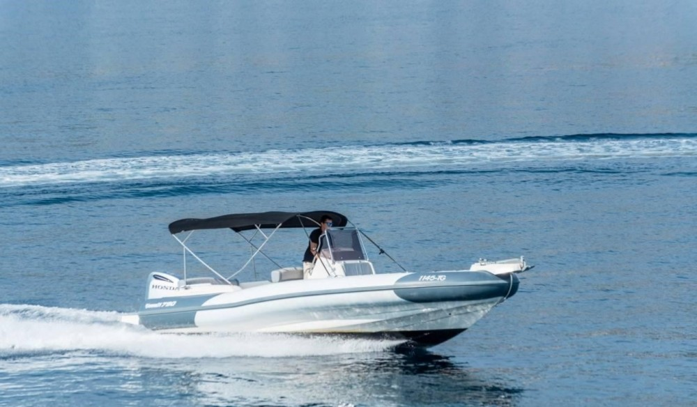 Huur een Marlin 790 Pro Dynamic in Trogir