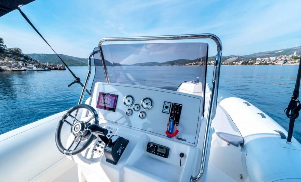 Verhuur Rubberboot in Trogir - Marlin 790 Pro Dynamic