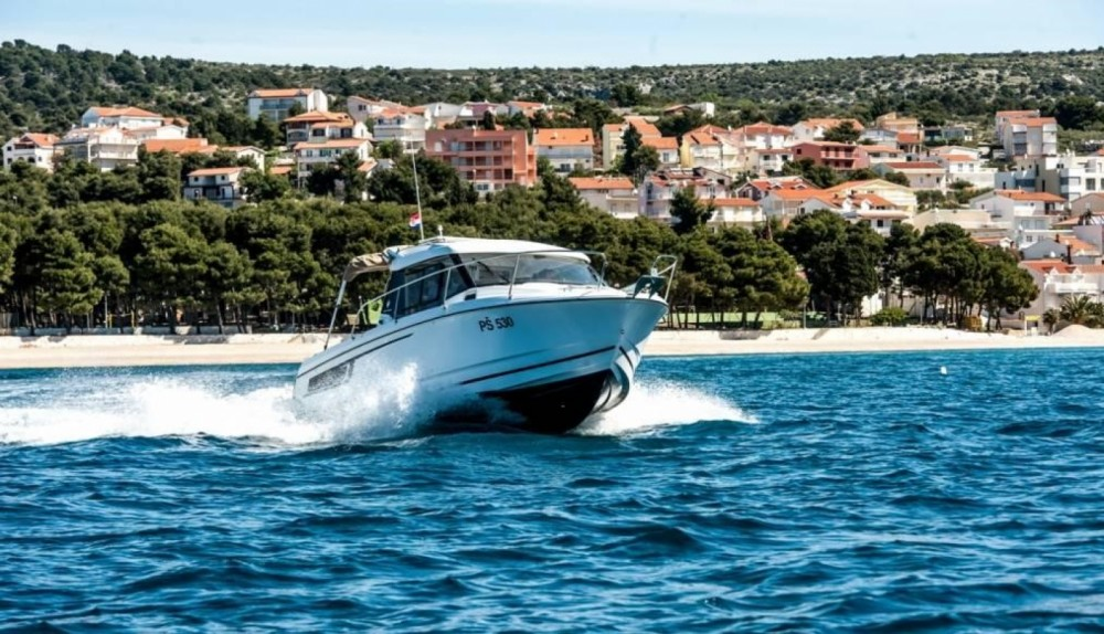 Jachthuur in Trogir - Jeanneau Merry Fisher 795 via SamBoat