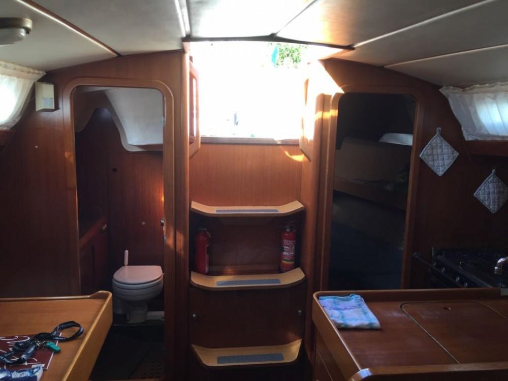 Jachthuur in Furnari - Cantiere Del Pardo Grand Soleil 343 via SamBoat