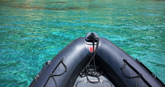 Huur Rubberboot met of zonder schipper 3D Tender in La Londe-les-Maures