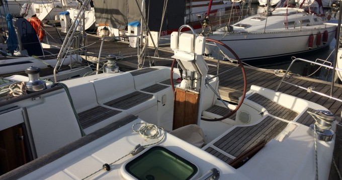 Huur Zeilboot met of zonder schipper Bénéteau in Canet-en-Roussillon