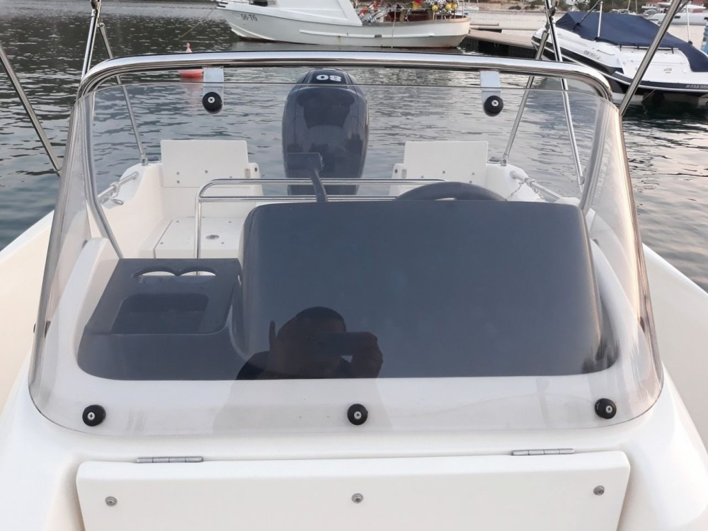 Verhuur Motorboot in Vinišće - Quicksilver Activ 505 Open