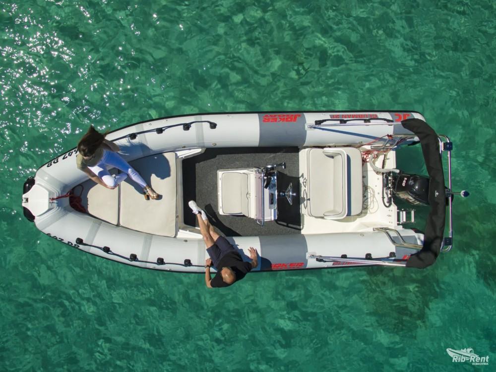 Bootverhuur Joker Boat Clubman 21 in Dubrovnik via SamBoat