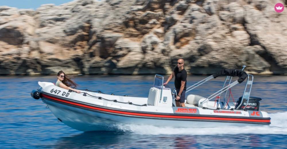 Huur een Joker Boat Clubman 21 in Dubrovnik