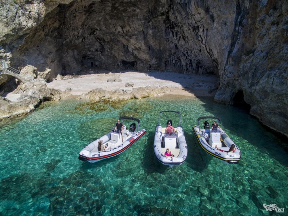 Verhuur Rubberboot in Dubrovnik - Joker Boat Clubman 21