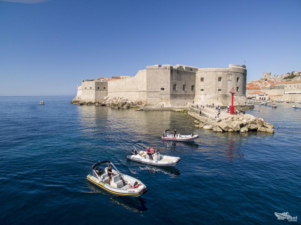 Huur Rubberboot met of zonder schipper Joker Boat in Dubrovnik