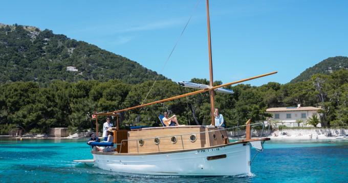Huur Motorboot met of zonder schipper vell mari in Puerto de Pollensa