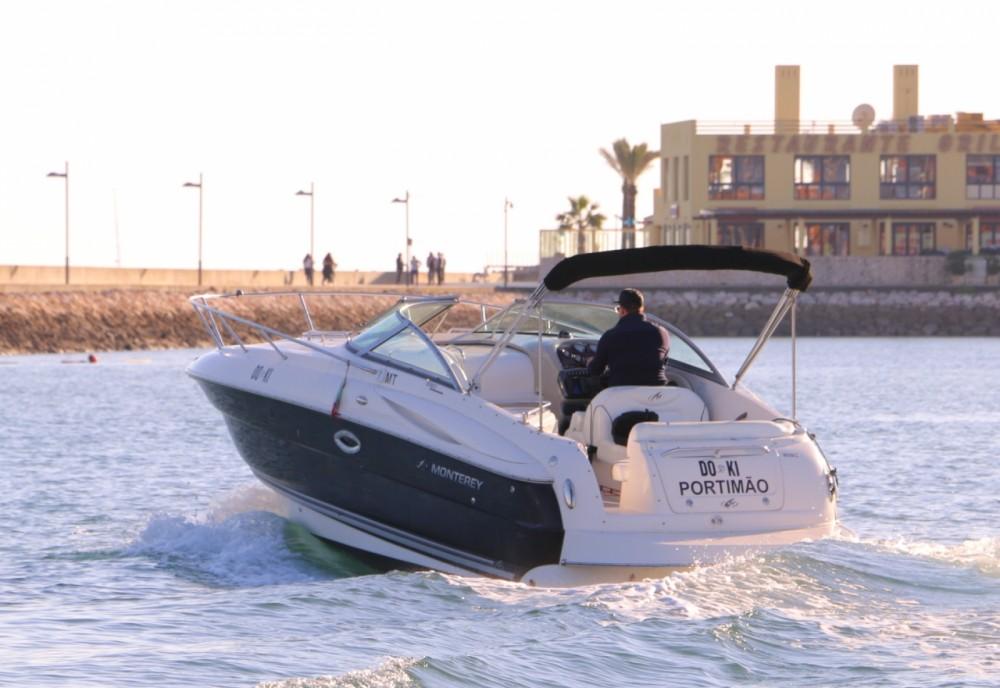 Verhuur Jacht in Setúbal - Monterey 250