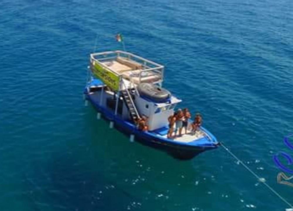 Verhuur Motorboot in Syracuse - Ex peschereccio Ex peschereccio