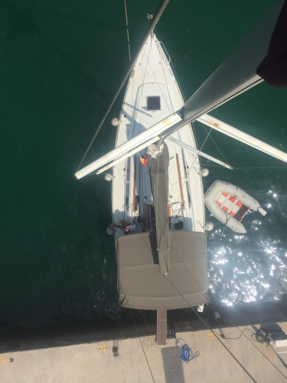 Bootverhuur Jeanneau Sun Odyssey 33i in Korfoe via SamBoat