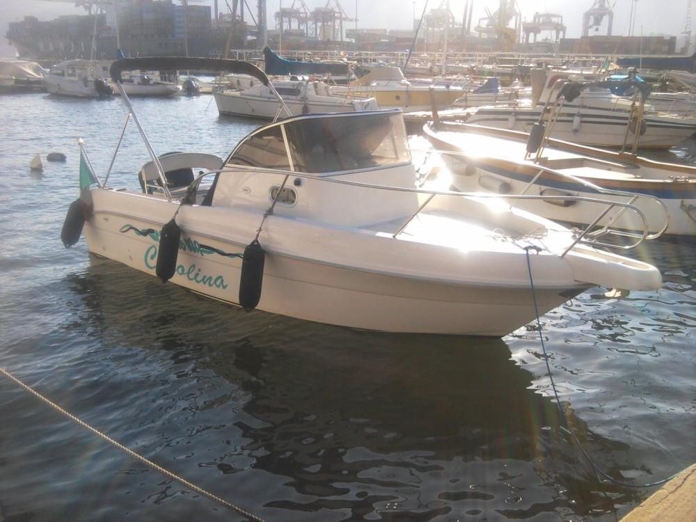 Verhuur Motorboot in La Spezia - Capelli CAP 23 WA