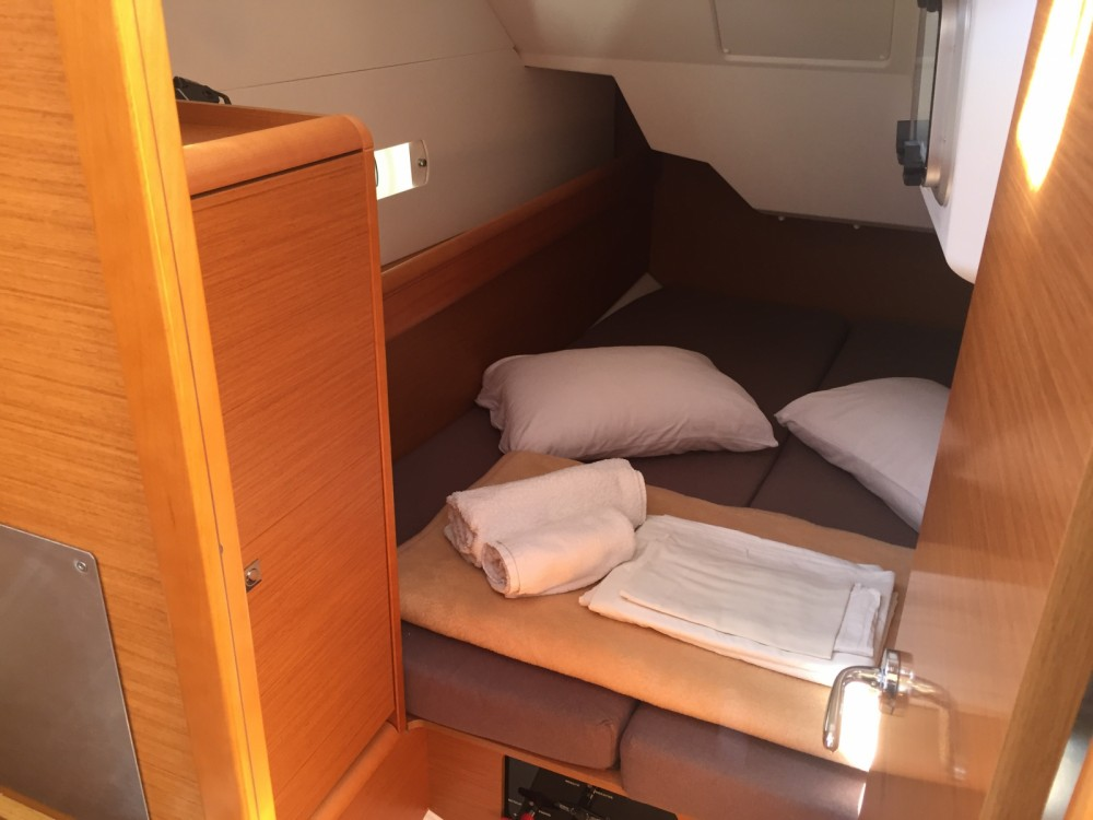 Jeanneau Sun Odyssey 389 te huur van particulier of professional in Korfoe