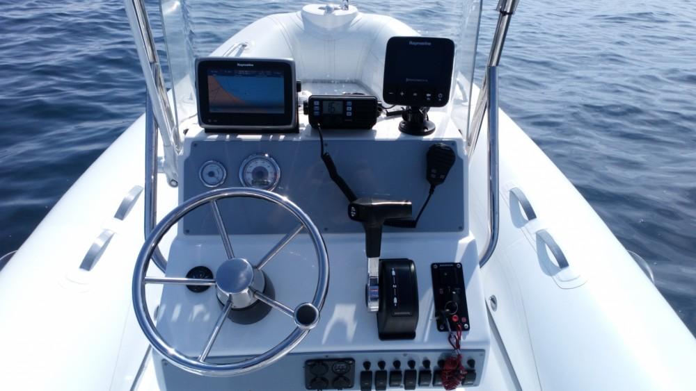 Bootverhuur Can Picafort goedkoop oceanus 19 VST