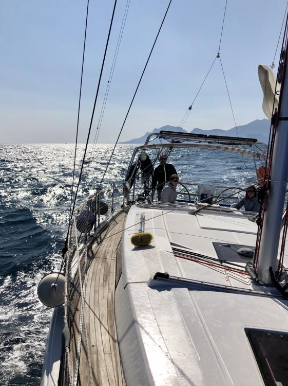 Verhuur Zeilboot in Cannes - Hanse 385