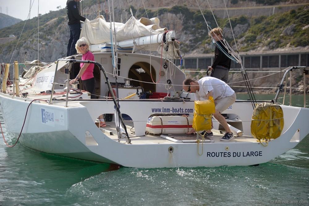 Bootverhuur lnm40 Classe 40 nº32 in Barcelona via SamBoat