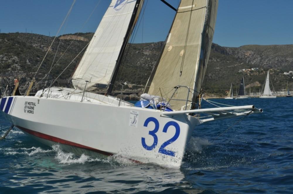 lnm40 Classe 40 nº32 te huur van particulier of professional in Barcelona