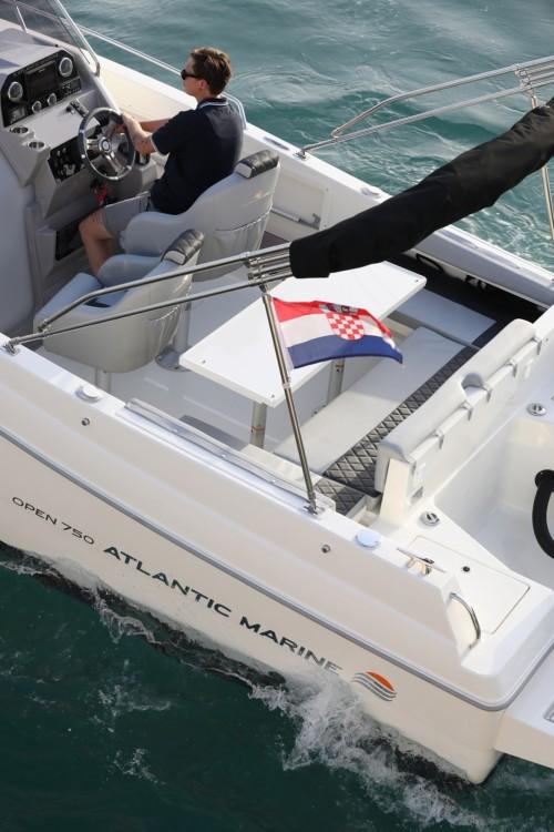 Verhuur Motorboot in Trogir - Atlantic atlantic 750