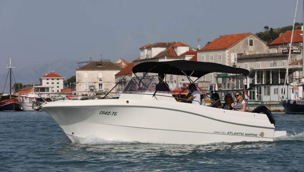 Jachthuur in Trogir - Atlantic atlantic 750 via SamBoat