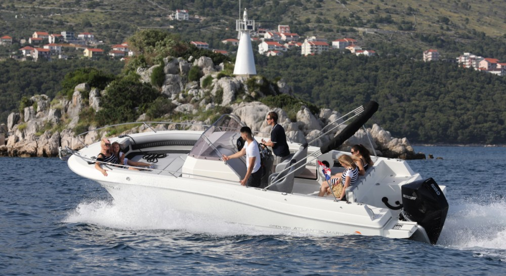 Atlantic atlantic 750 te huur van particulier of professional in Trogir